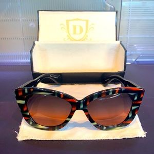 DITA sunglasses cat eye multi-colour 😎😍